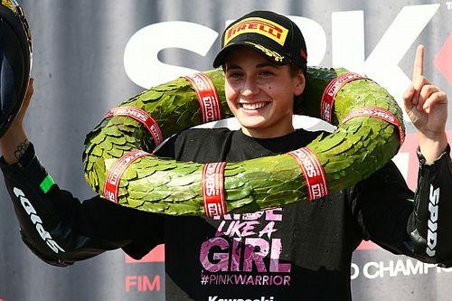 Große Ehre: Weltmeisterin Ana Carrasco für Laureus-Award nominiert