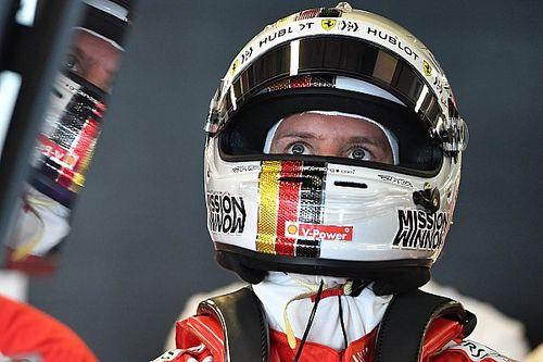 部分F1车手将在测试期间无认证头盔可用