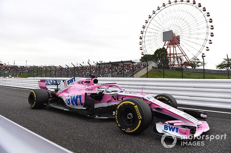 Stroll a déjà remboursé les créanciers de Force India