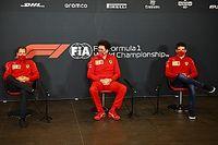 Ferrari: nincs nagy különbség Vettel és Leclerc adatai között