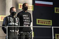 La FIA prohíbe camisetas reivindicativas en el podio de la F1