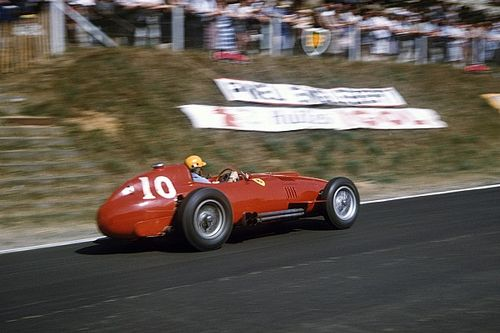 The ill-fated Italian ace rendered an outsider at Ferrari