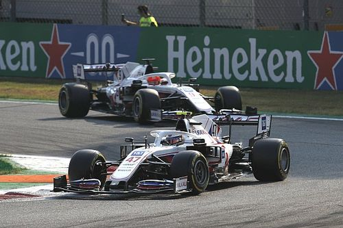 Haas bevestigt Schumacher en Mazepin voor 2022