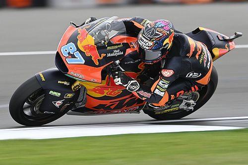Silverstone Moto2: Gardner outduels Bezzecchi, Fernandez retires