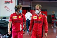 Vettel: dormirà in camper al Red Bull Ring