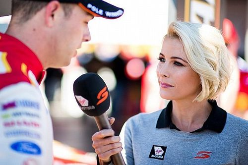 Crehan departs Supercars TV team