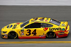 Michael McDowell tops final Daytona 500 practice session