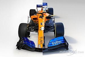 Karşılaştırma: 2018 McLaren MCL33 ve 2019 MCL34