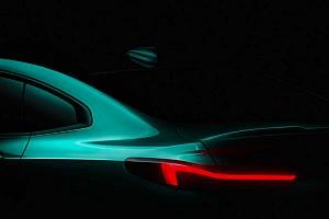 Primer teaser del BMW Serie 2 Gran Coupé 2019