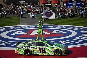 Kyle Busch supera punição e vence pela 200ª vez na NASCAR