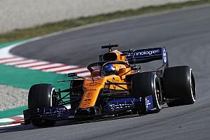 Sainz szerint a McLaren még messze van az ideálistól, de megbízható