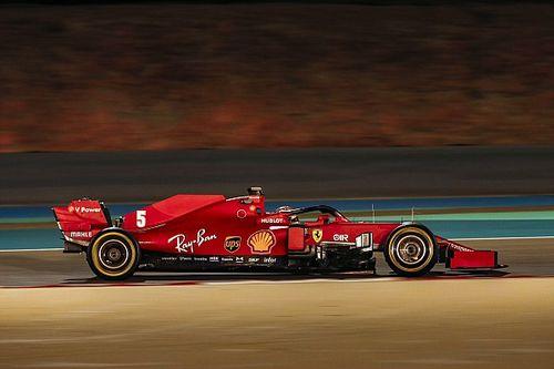 "Vettel: Ferrari must be ""sly as a fox"" to score in Bahrain"