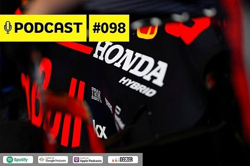 Podcast #098 – TELEMETRIA: A verdade sobre motor Honda e tudo sobre o GP da F1 em Ímola