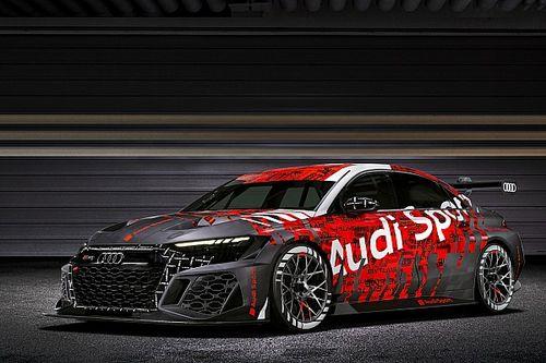 Senjata Baru Audi di WTCR 2021