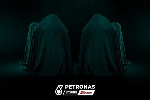 LIVE: Petronas Yamaha SRT presenteert Rossi en Morbidelli