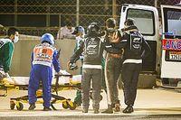 ¿De qué depende que Grosjean pueda correr en Abu Dhabi?