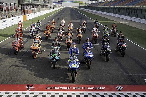 Conoce cuánto miden y pesan los pilotos de MotoGP 2021