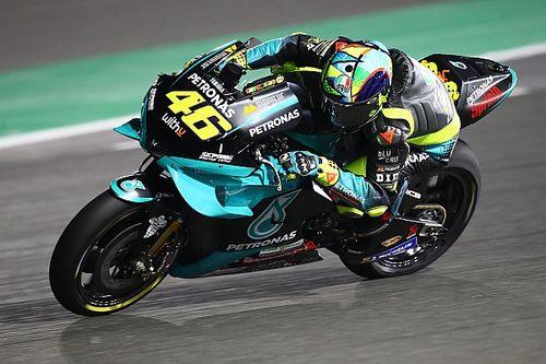 バレンティーノ・ロッシ、ペトロナスSRTでの初走行は「奇妙な感じ」|MotoGPカタールテスト