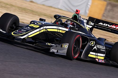 Matsushita secures belated Super Formula return