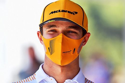 McLaren anuncia la renovación de Norris