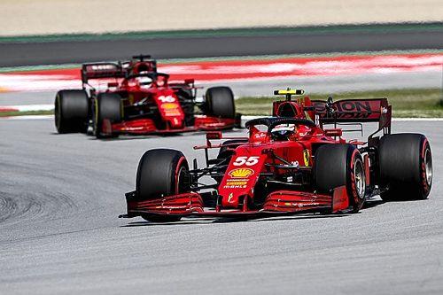 "Sainz na sterke vrijdag Ferrari: ""Q3 halen wordt niet makkelijk"""