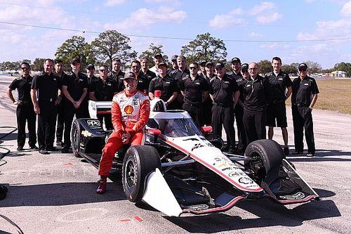 McLaughlin zadebiutuje w IndyCar