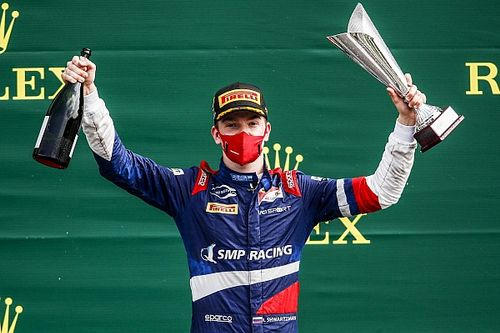 Shwartzman elmondta, milyen érzés a Ferrari-család tagjának lenni