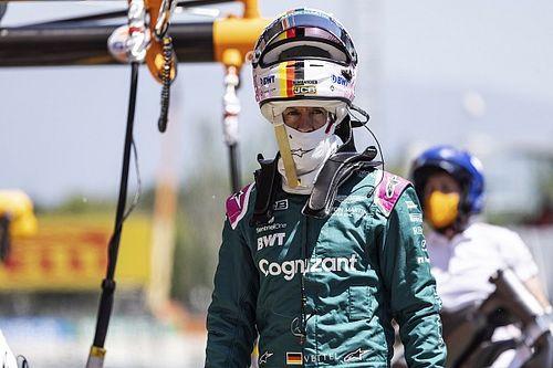 """Vettel: """"Yarışta yükselmeye çalışacağız"""""""