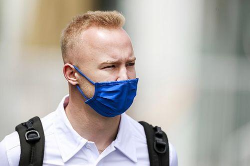 F1: Mazepin esclarece rumores sobre serviço militar na Rússia