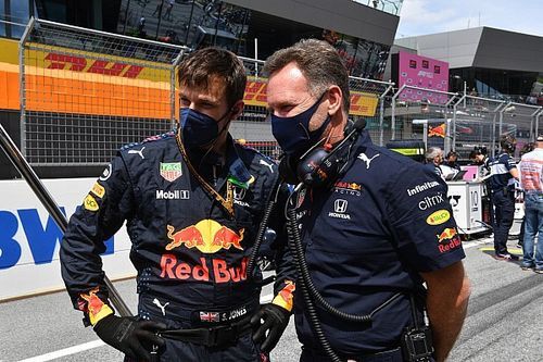 Horner lamenta los dos últimos accidentes provocados por Mercedes