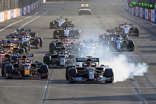 """F1ドライバー、レース終盤のスタンディング再スタートを歓迎。ガスリー「みんな檻を抜け出した""""ライオン""""だった」"""