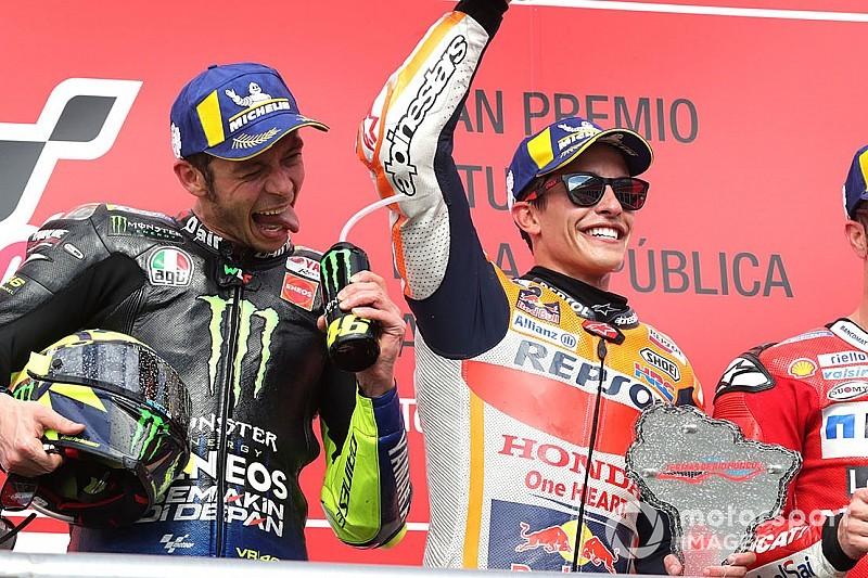Mondiale MotoGP 2019: Marquez scavalca Dovizioso di 4 punti