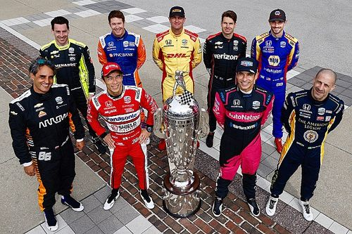 Nine former winners among 36 expected to enter Indy 500