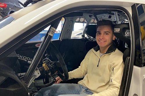 Bruno Bulacia pronto a sbarcare nell'Italiano Rally Terra