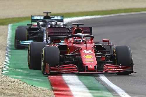 Report F1 Imola: la Ferrari cresce ma può recriminare