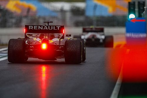 2020 F1 Turkish Grand Prix qualifying results, full grid lineup
