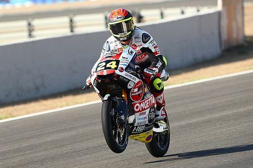 Suzuki schrijft tweede Moto3-race in Jerez op zijn naam