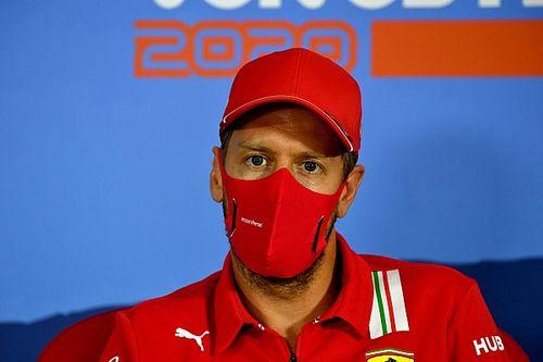 Vettel: A Mercedes más ligában van, mi a McLarennel és a Renault-val harcolhatunk…
