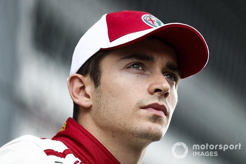 Un GP de Japón muy difícil para Leclerc por el recuerdo de Bianchi