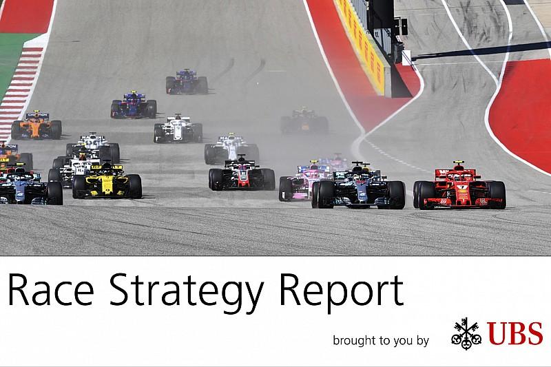 Report Strategie: gli errori della Mercedes che hanno dato un'ancora di salvezza alla Ferrari