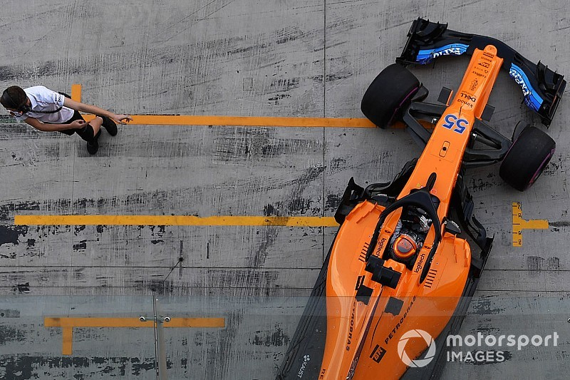 McLaren promet une