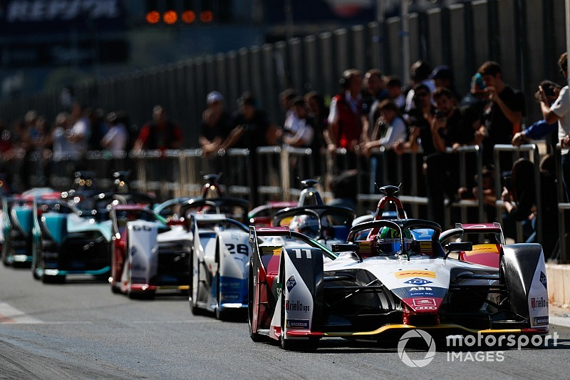 Formula E to expand to Korea in season six