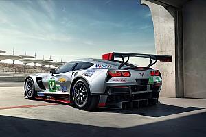 Pasarkan lini Redline, Corvette Racing pakai livery spesial