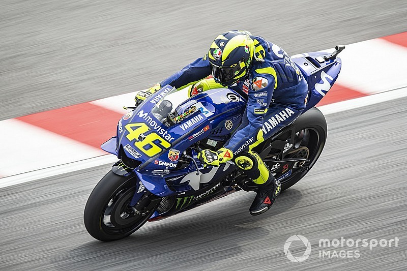 Лоренсо впечатлил пилотаж Росси на Гран При Малайзии
