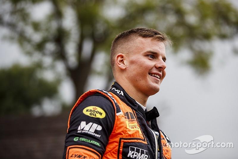 Niko Kari farà il suo debutto in F2 a Sochi con MP Motorsport. Prenderà il posto di Boschung