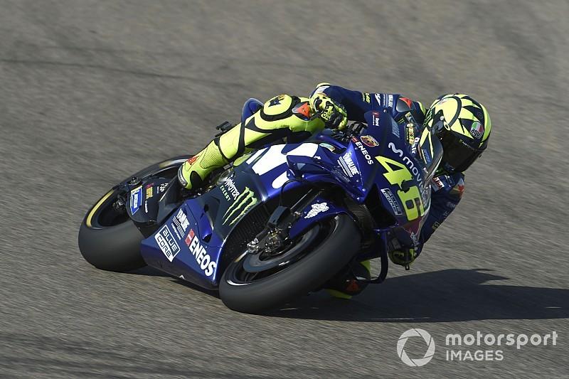 Starke Aufholjagd von Rossi in Aragon, aber Yamaha-Probleme bleiben