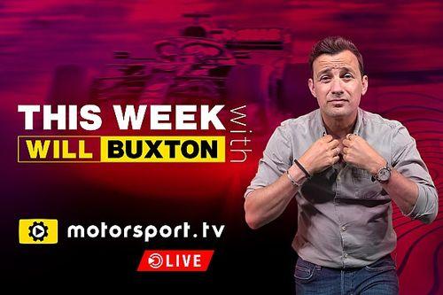 """المقدم الشهير ويل باكستون ينضم إلى منصة """"موتورسبورت.تي في"""""""