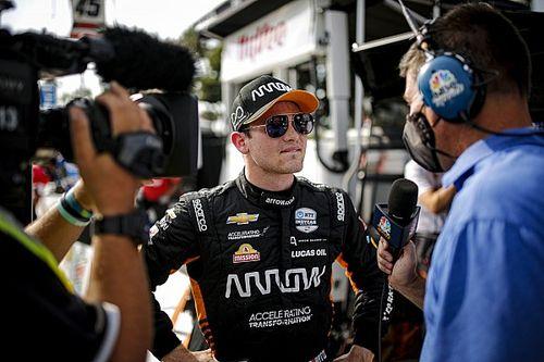 VIDEO: O'Ward prepara su asiento para su test con McLaren F1