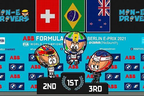 Vídeo: el decisivo doble ePrix de Berlín de la Fórmula E, según MinEDrivers