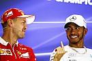 Hamilton zoa Vettel em coletiva e analisa temporada 2017